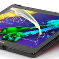 Lenovo tab 2 a10-30 leather folding smart case cover stand