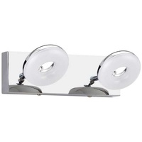 Designed led bathroom lighting fixture