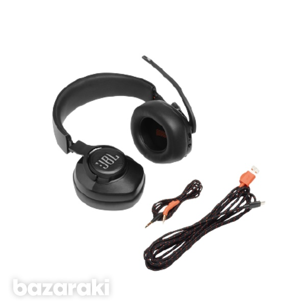 Jbl quantum 400 usb over-ear gaming headset with game chat dial-7
