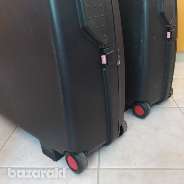 2 very good condition luggages-5
