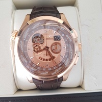 Zenith multicity traveller 46mm rose gold