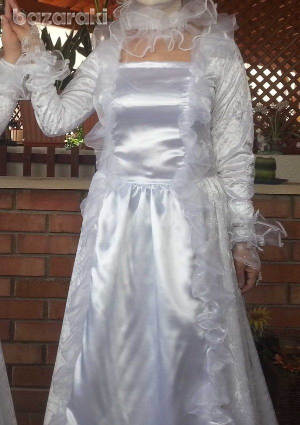 Victorian ladies costume - small and large-3