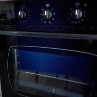 Terim black oven multifunction 9 systems 72 ltrs capacity new.