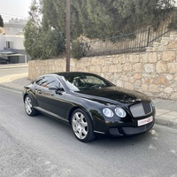 Bentley Continental GT 6,0L 2011