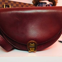 Agnis hand bag made in germany real leather