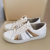 Michael kors leather sneakers, size 38