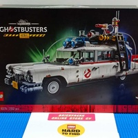 Lego creator expert 10274 ghostbusters ecto-1