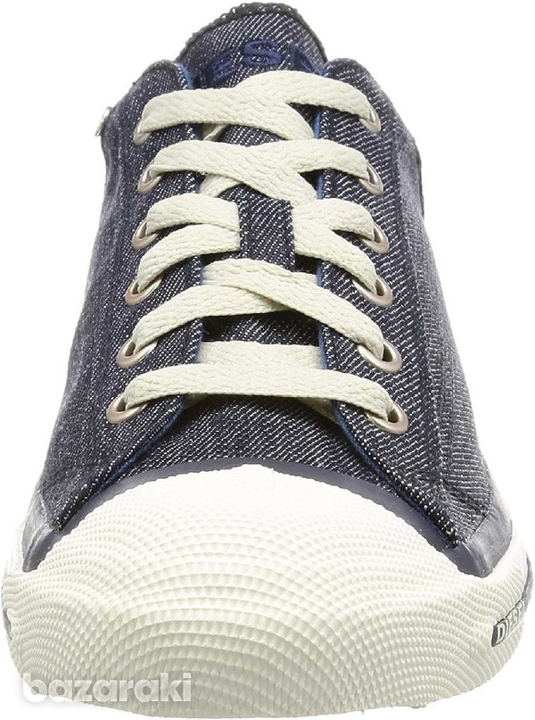 New,diesel casual denim lace-up new shoes size 42-6