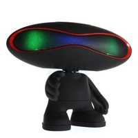 Speakers portable q30a rugby dude pill dude led light syle