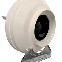 Duct fan systemair