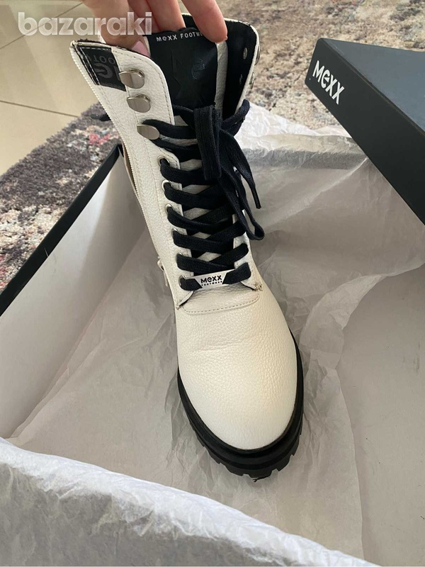 Mexx leather boots-3
