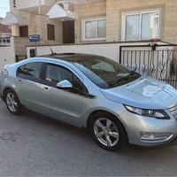 Chevrolet Volt Electric 2012