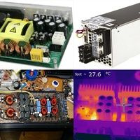 Power supply and amplifier repairs and modifications