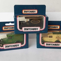 Collectible matchbox diecast model cars william lust