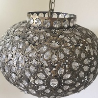 Marks and spencer moroccan style ceiling light