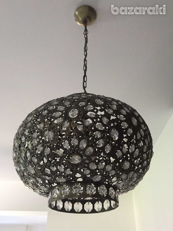 Marks and spencer moroccan style ceiling light-2