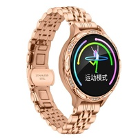 Ladies fitness watch fashion for ios android