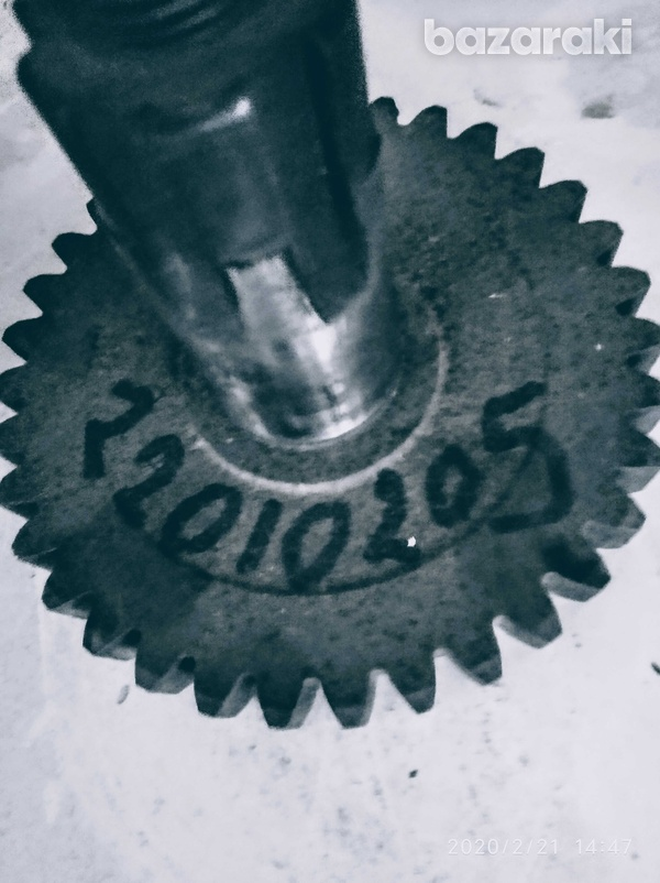 Sprocket for bellon disc mower italy