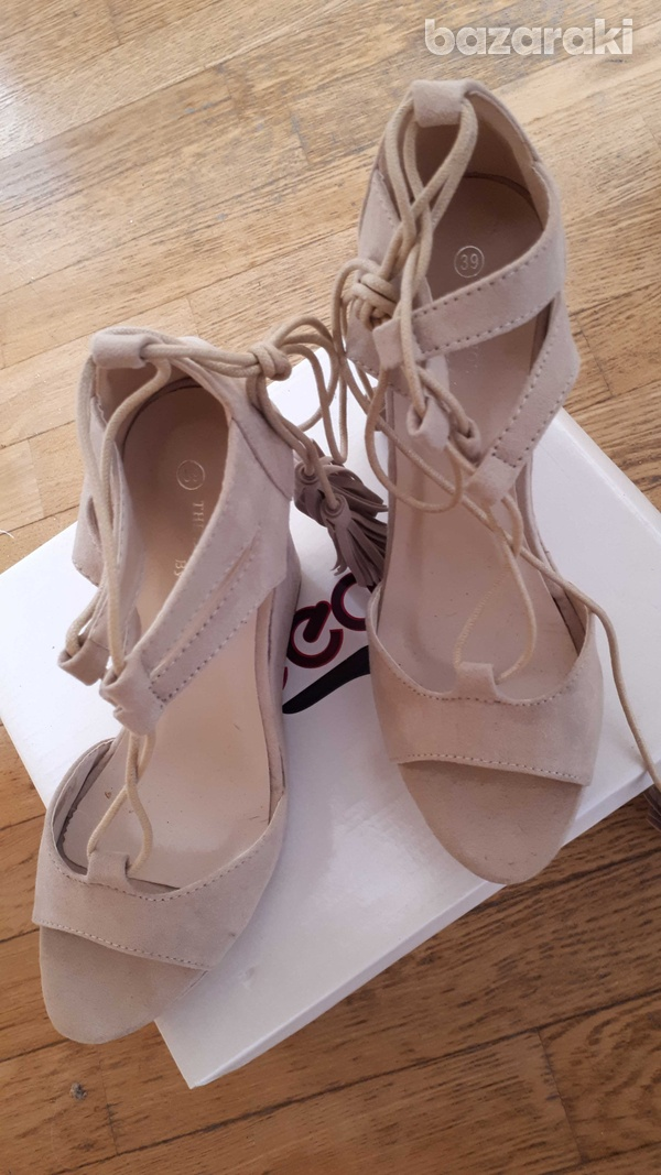 Brand new corso italy brand new pastel pink sandals from corso italy-5
