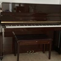 Upright piano in excellent condition