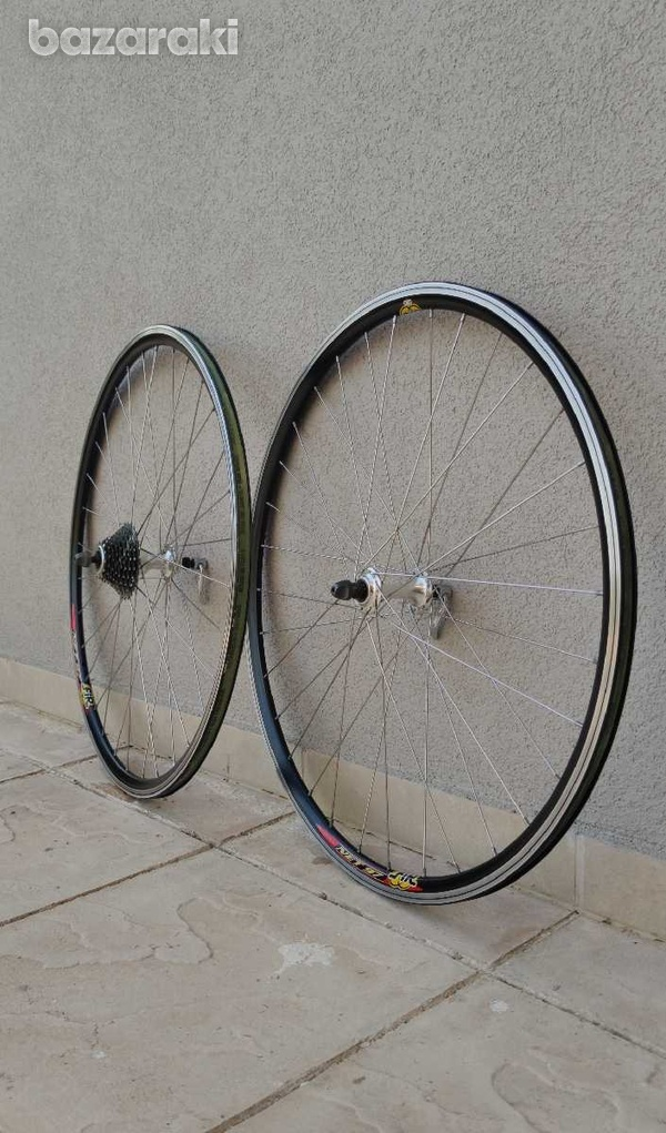 Campagnolo mirage wheelset-2