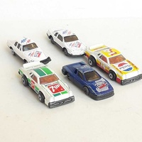 Vintage promotional diecast model cars inc. 2 collectible matchbox car