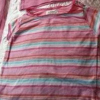 Set of two baby girl t-shirts 12-18 months