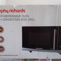 Morphy microwave with grill