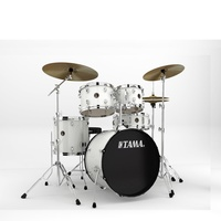 Tama rhythm whdrumkit with cymbals