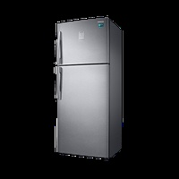 Samsung - refrigerator-freezer rt46k633psl / es with twin cooling plus, 456 l