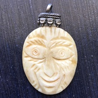 Authentic african pendant