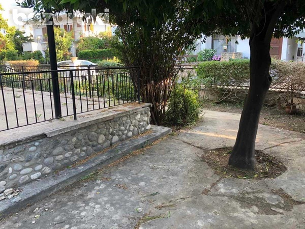 Plot with a house in agios andreas-5