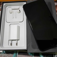 Apple iphone 8 plus 64gb grey with box and accessories