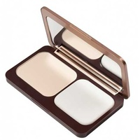 Faberlic. wet dry perfect me face powder, shade natural beige