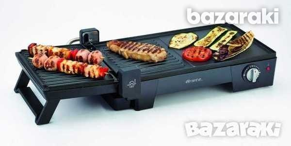 Ariete 1916 multi grill 3 in 1 electric grill and contact grill, barbe-2
