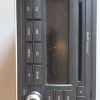 Auto radio from audi a4 bj 2009