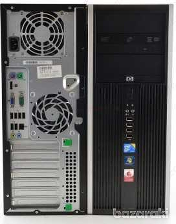 Hp compaq 8000/monitor/kb/mouse-2