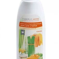Concentrated liquid laundry detergent for colors