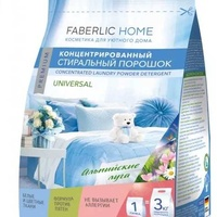 Faberlic. universal concentrated laundry detergent, alpine meadows