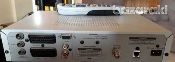 Pace satellite receiver with remote control-2