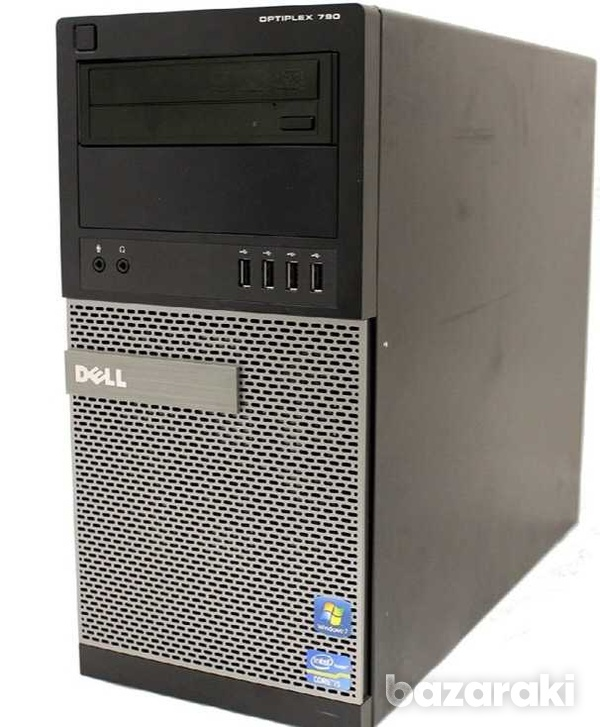 Dell dekstop i5 with ssd-1