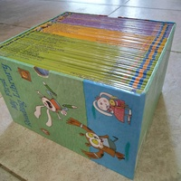 Usborne my first reading library complete book set for 5-7 year olds