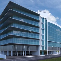 Sea view office space at new port area