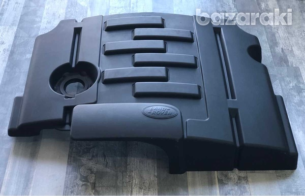 Land rover discovery 3 engine cover-2