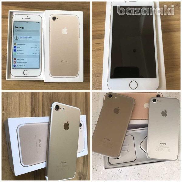Iphone 7 32gb boxed with new accessories-1