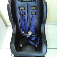 Car seat high quality safety made in germany excellent condition like new