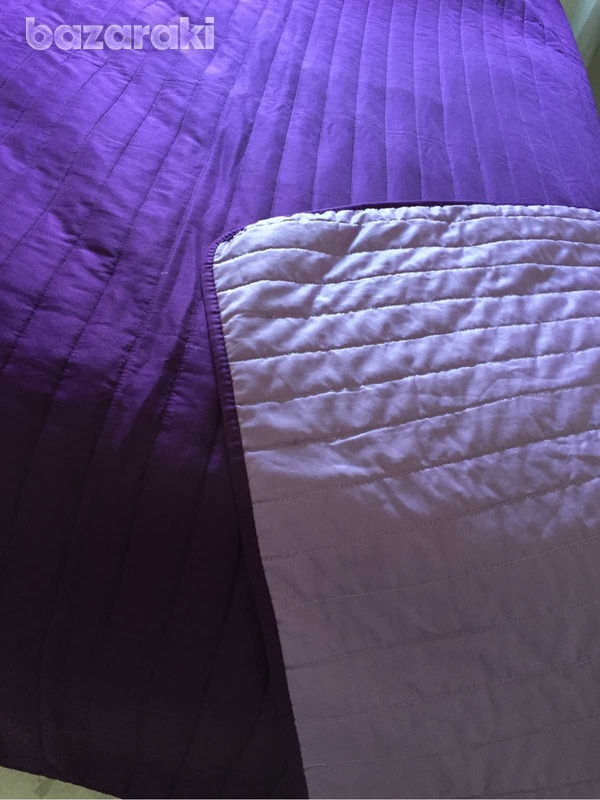 Thin bed cover double face 240 x 230 cm-2