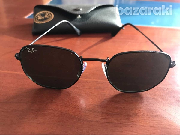 Ray ban hexagon brand new in box