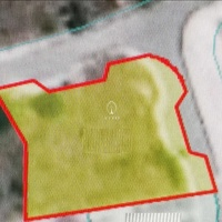 Residential land of 1907m2