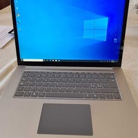 Microsoft surface laptop 3 15.6 inch touch i5 10th generation + microsoft pen